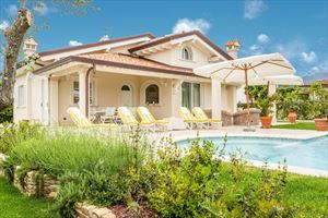 Villa Sibilla  : Отдельная вилла Форте дей Марми