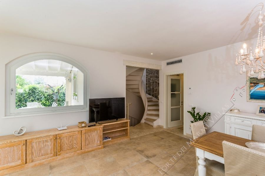 Villa Sibilla   : Inside view
