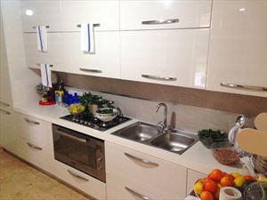 Villa Signora : Kitchen