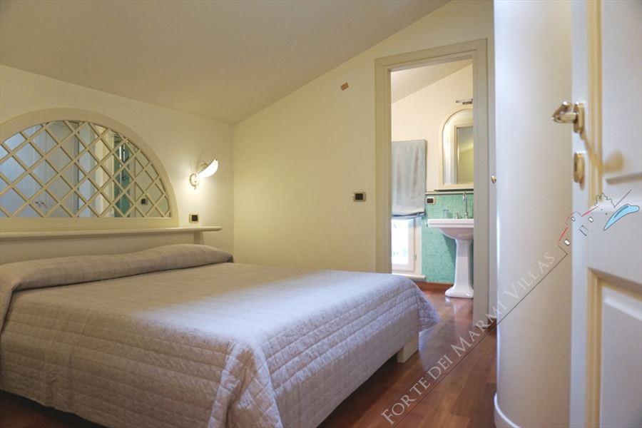 Villa Simonetta : Double room