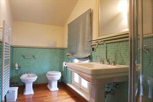 Villa Simonetta : Ванная комната