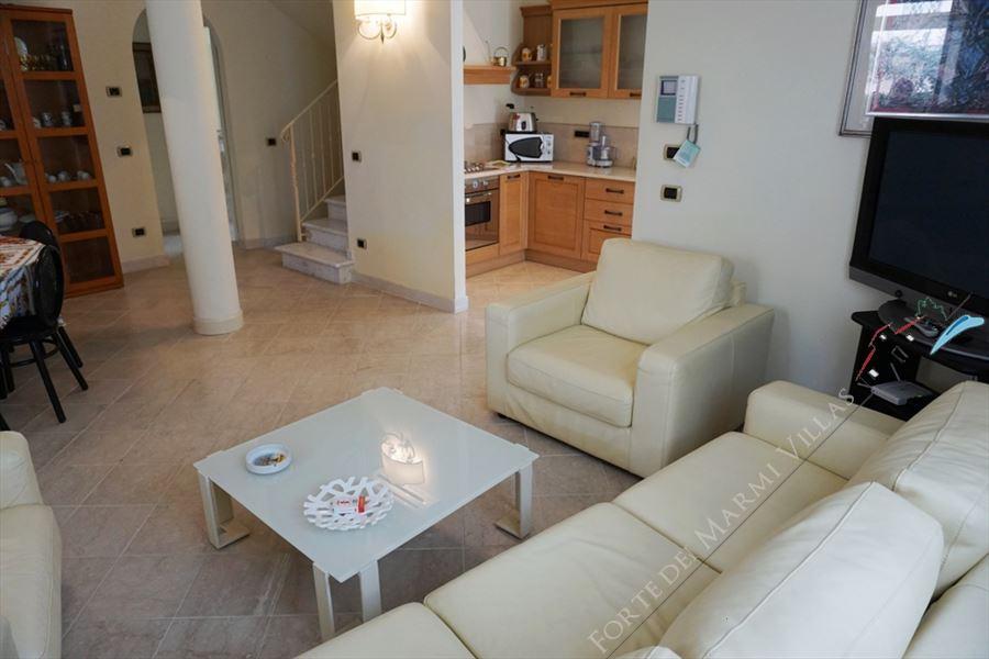 Villa Simonetta : Lounge