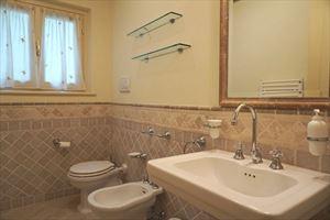 Villa Simonetta : туалет