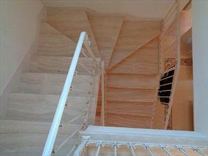 Villa Sirio  : Scale di legno