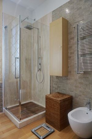 Villa Sofia : Bathroom with shower