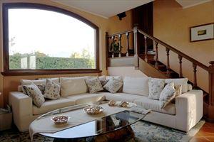 Villa Splendida : Гостиная