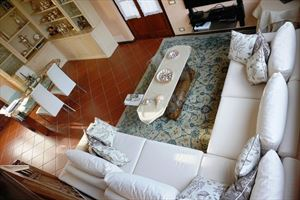Villa Splendida : Vista interna