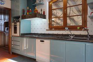 Villa Splendida : Kitchen