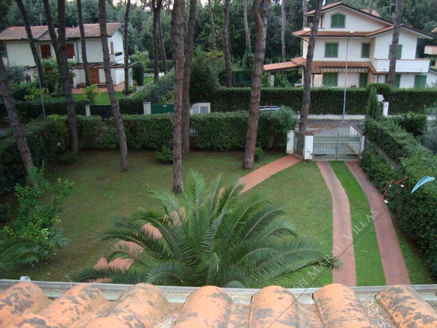 Villa Tina : Vista esterna