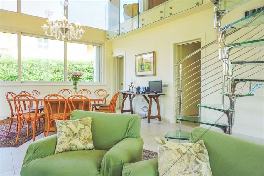 Villa Top Forte : Lounge