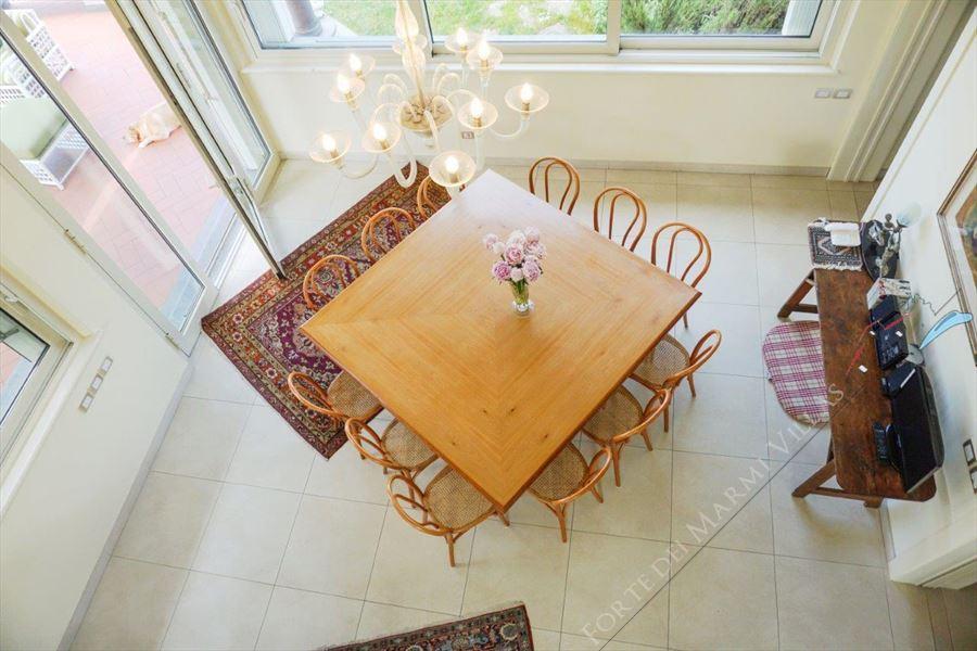Villa Top Forte : Dining room