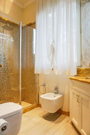 Ville Eco Del Mare : Bathroom with shower