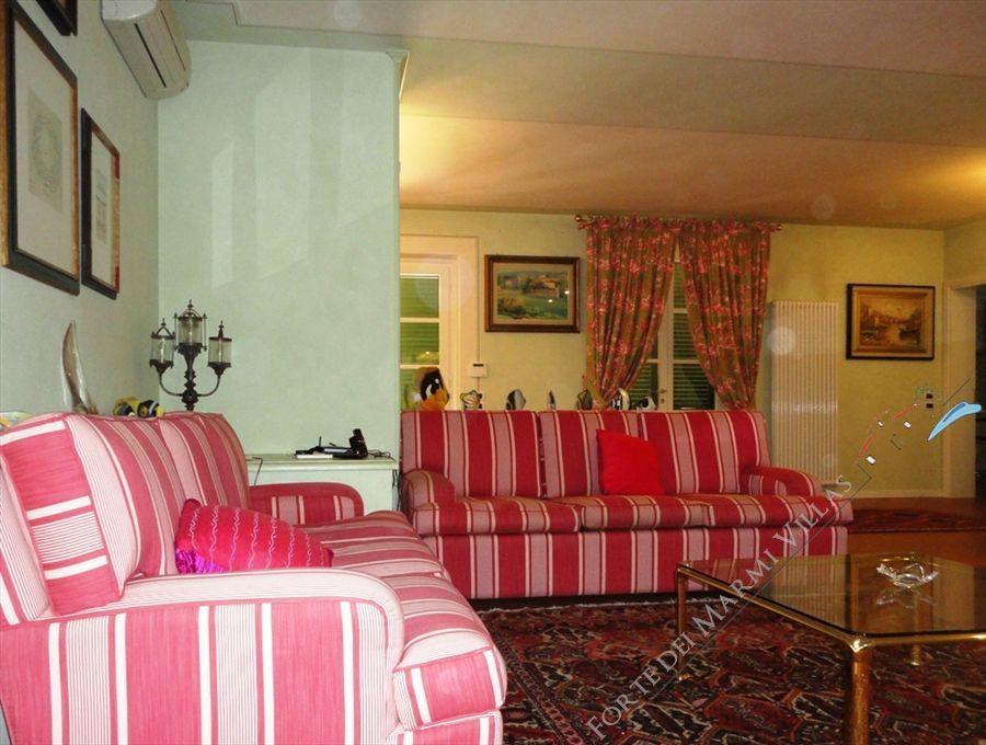Villa Versilia Beach  : Salone