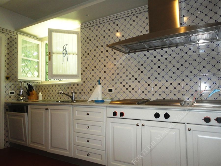 Villa Versilia Beach  : Kitchen