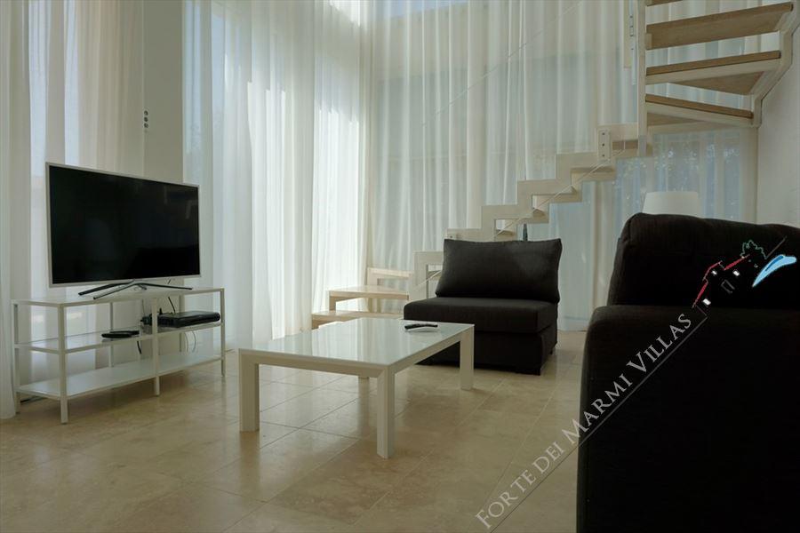Villa Vivaldi : Inside view