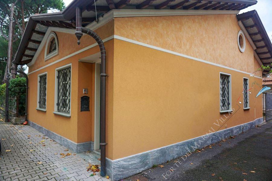 Villa Zafferano - Villa singola Forte dei Marmi