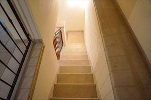 Villa Zafferano : Scale di marmo