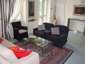 Villa Morin  : Vista interna