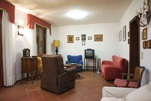 Villa Maggiorana : Salotto