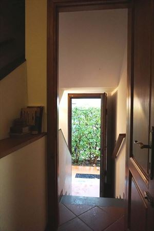 Villa Maggiorana : Интерьер