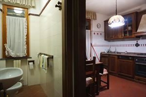Villa Maggiorana : Vista interna
