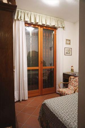 Villa Maggiorana : спальня с двуспальной кроватью