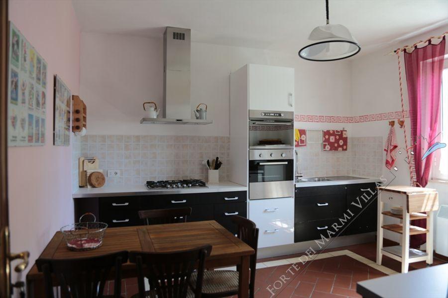 Villa del Duca : Cucina