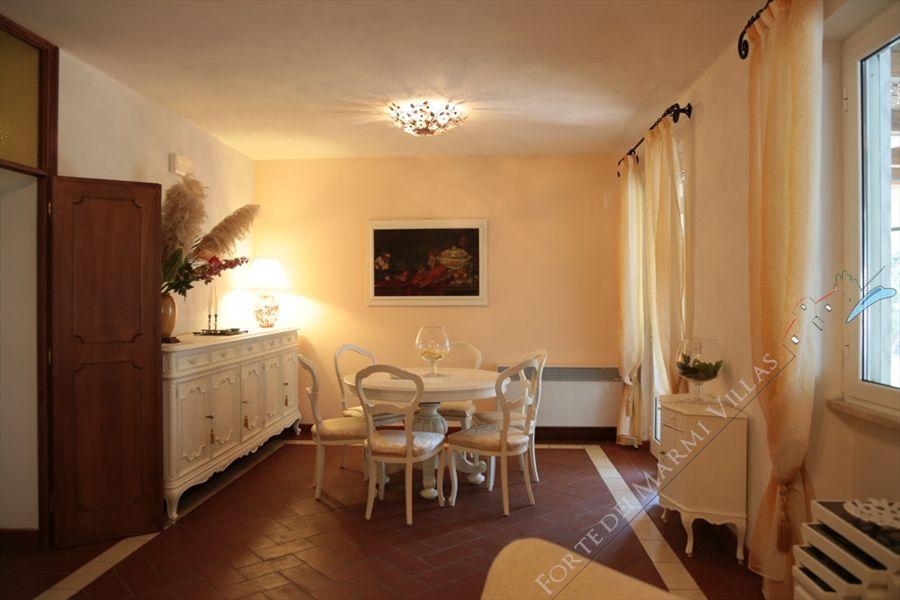 Villa del Duca : Sala da pranzo