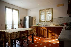 Villa del Fortino   : Kitchen