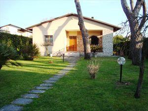 Villa Vera: Detached villa Cinquale