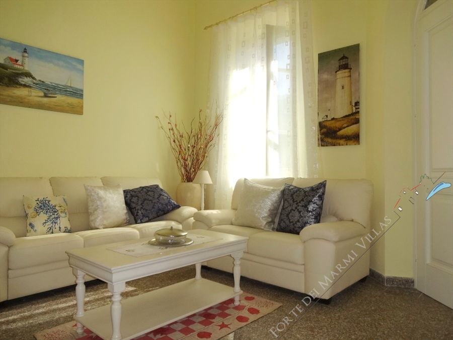 Villetta  Franco  Mare  - Detached villa To Rent Marina di Pietrasanta
