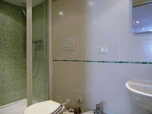 Villetta Mira : Bathroom with shower