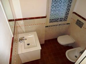 Villetta Mira : Bathroom
