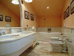 Villa Rita : Bagno con vasca
