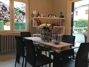 Villetta Silvia : Dining room