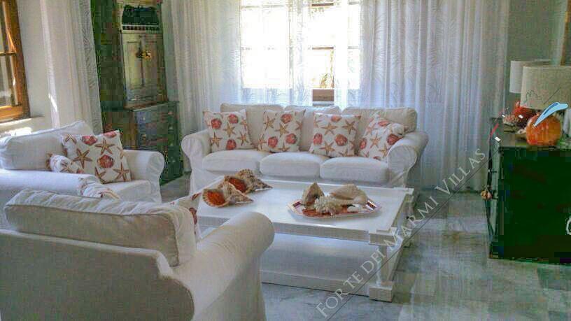 Villa del Mare : Lounge