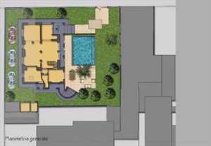 Villa Bella : Swimming pool