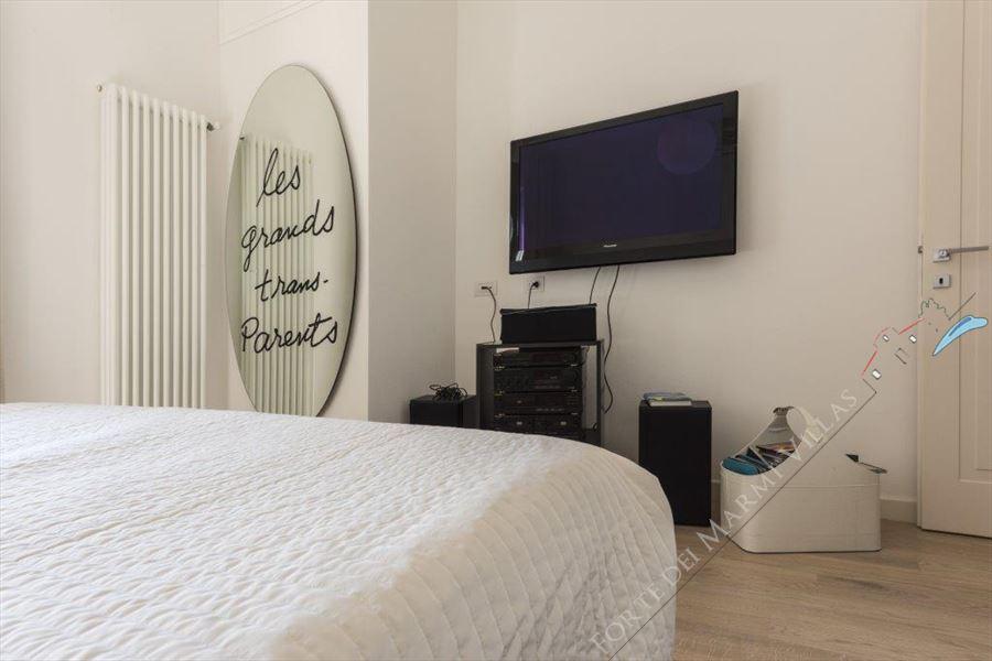 Villa Musa : Camera matrimoniale