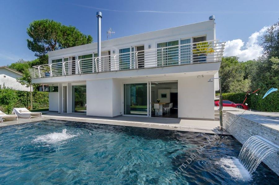 Villa Hermosa - Detached villa To Rent Forte dei Marmi