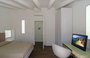 Villa Hermosa  : Double room