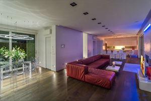 Villa Hermosa  : Salotto