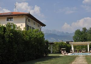 Villa Romantica : Outside view