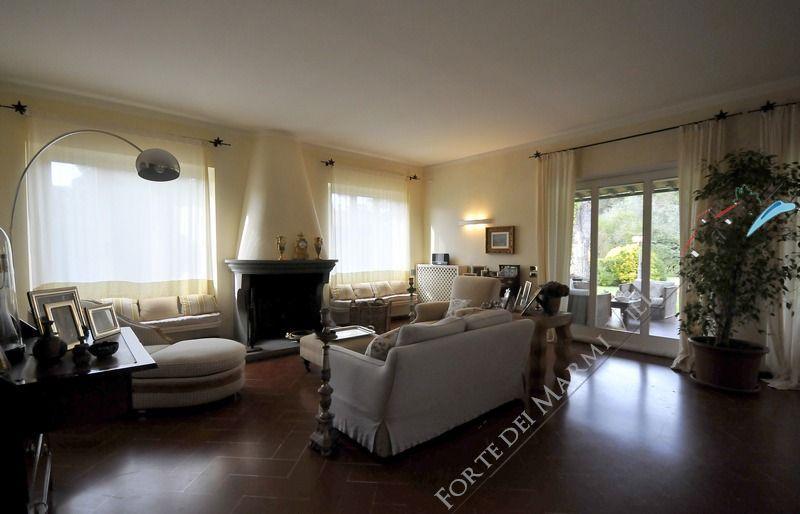 Villa  Atlantide   : Living room
