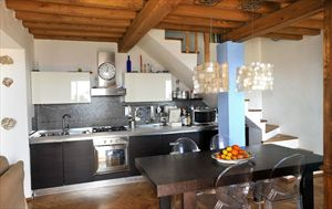 Villa  Ocean View  : Kitchen