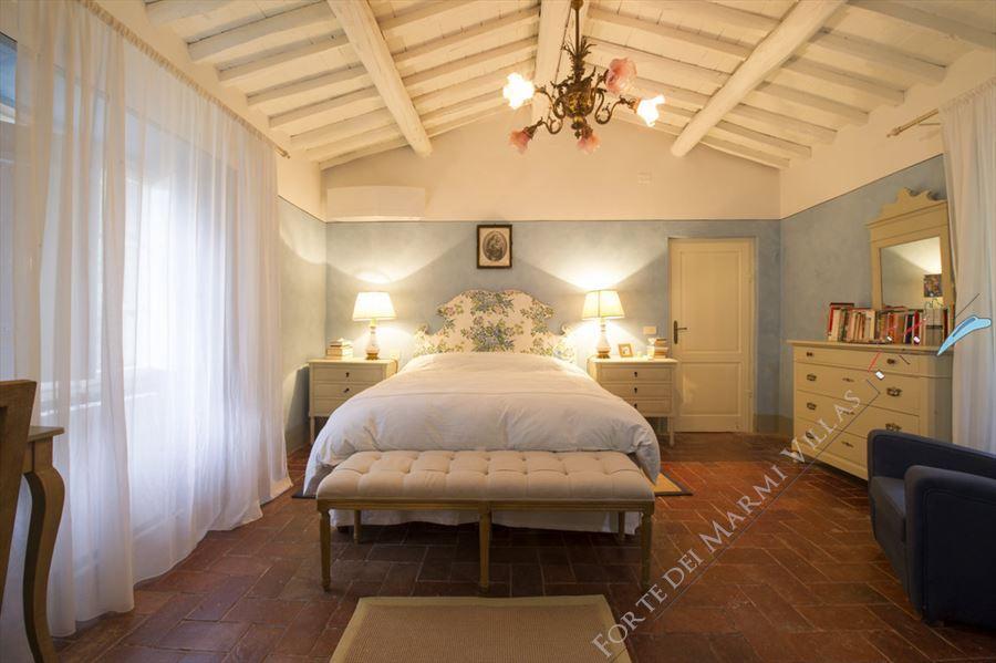 Villa La Pieve : Camera matrimoniale