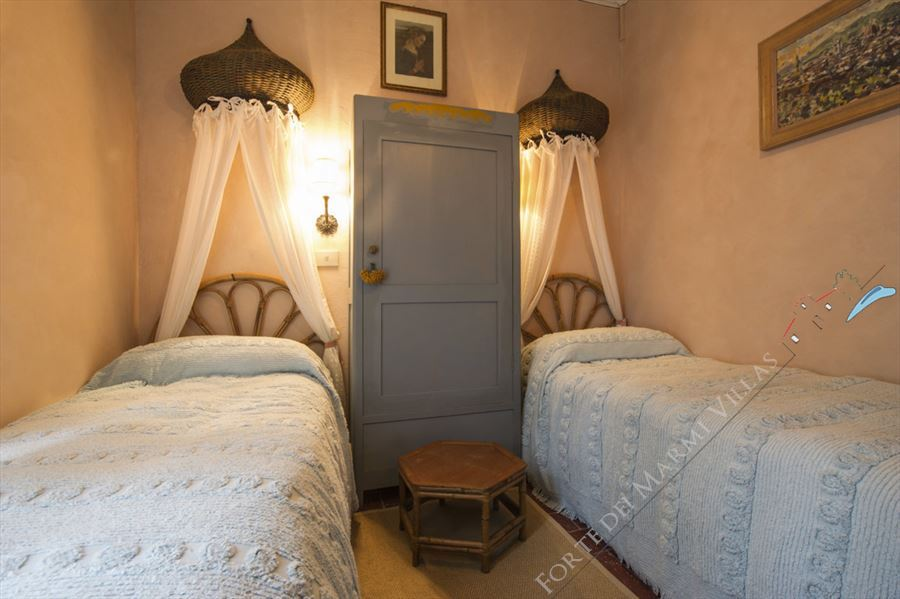 Villa La Pieve : Camera doppia