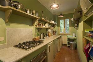 Villa La Pieve : Kitchen