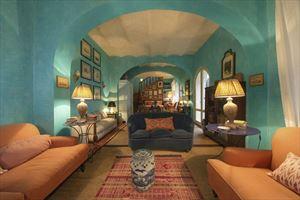 Villa La Pieve : Inside view