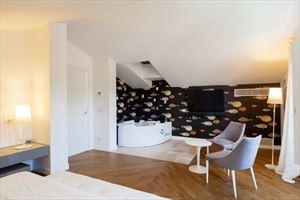 Villa Fortuna : хозяйская спальня