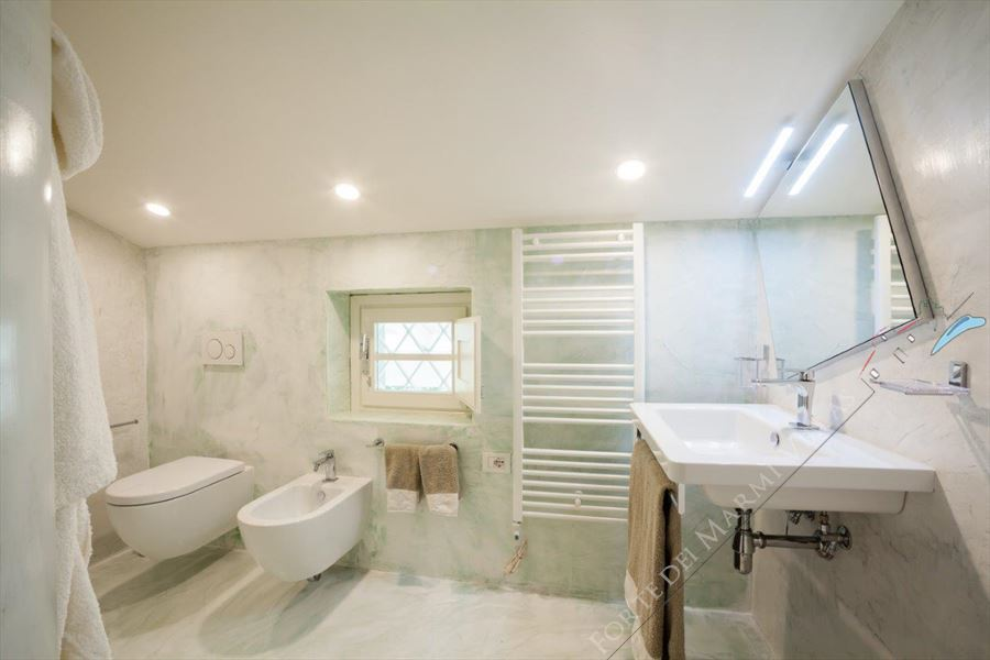 Villa Fortuna : Bathroom with shower